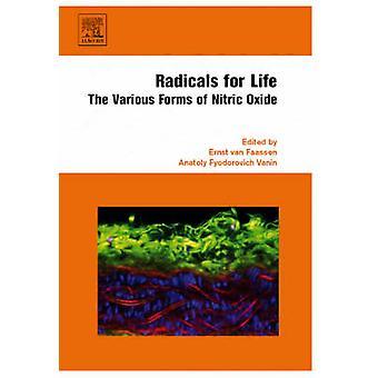 Radikale für das Leben der verschiedenen Formen von Stickstoffmonoxid durch Van Faassen & Ernst