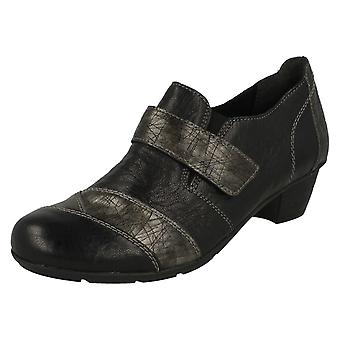 Ladies Remonte Slip on Ankle Boots R7501