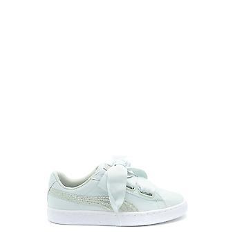 PUMA Licht blau Stoff Sneakers