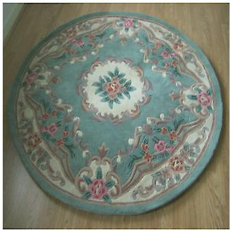 Rugs -Chinese Round - Green