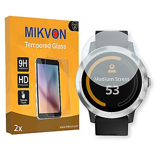 Garmin vivoactive 3 Screen Protector - Mikvon flexibele Tempered glas 9H (retailpakket met toebehoren)