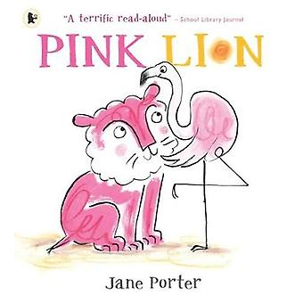 Pink Lion by Pink Lion - 9781406362336 Book
