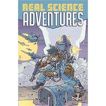 Atomic Robo Presents Real Science Adventures Tp Vol 02 by Brian Clevi