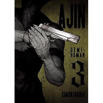 Ajin - Demi-Human - Volume 3 by Gamon Sakurai - 9781941220214 Book
