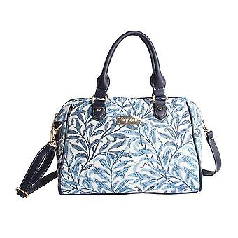 William morris - willow bough bowler bag by signare tapestry / bowl-wiow