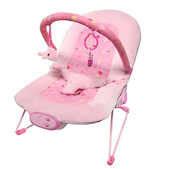 Ladida babá rosa Little Star Baby bouncer