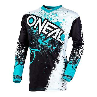 ONeal Black-Teal 2020 Element Impact MX Jersey