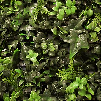 Hedged In Ivy Bush Artificial Hedging Panel