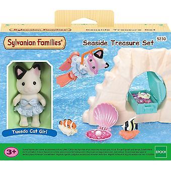 Sylvanian familier Seaside Treasure sæt