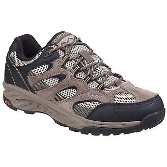 Hi-Tec Mens Wild-Fire Low I Waterproof Walking Shoes