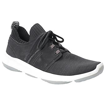 Hush Puppies Mens World BounceMax Lace Up Trainer