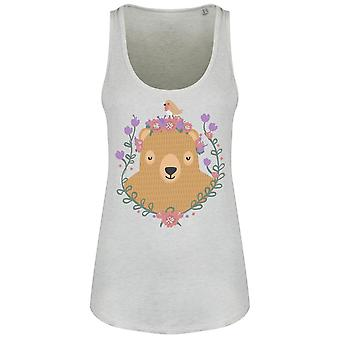 Grindstore Happy Forest Boris The Bear Ladies Floaty Tank