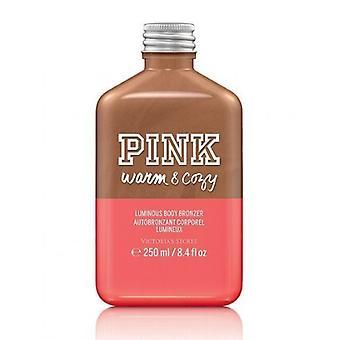 Victoria's Secret Pink Warm & Cozy Bronzer 8.4 fl oz / 250 ml