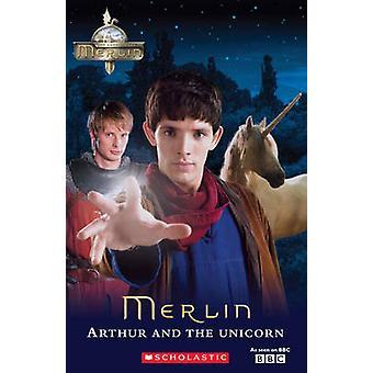 Merlin  Arthur and the Unicorn by Lynda Edwards