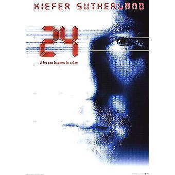 24 (Nachdruck) Nachdruck Poster