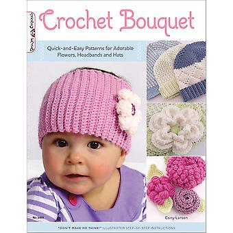 Design Originals Crochet Bouquet For Baby Do 3469