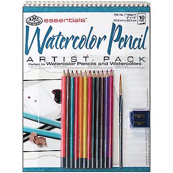 Essentials Artist Pack Watercolor Pencil Rd503