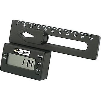 Digital pitch-gauge RC Logger P572