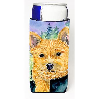 Norwich Terrier Ultra Beverage Insulators for slim cans SS8905MUK