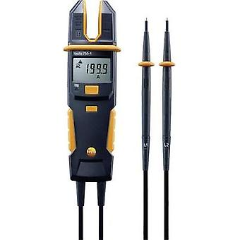 Handheld multimeter, Clamp meter digital testo 755-1 Calibrated to: Manufacturer's standards (no certificate) CAT IV 60