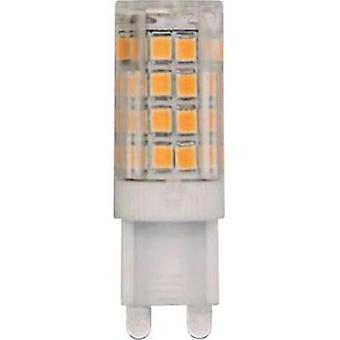 LED LightMe 230 V G9 3 W = 27 W Warm white EEC: A++ Pen (Ø x L) 16 mm x 50 mm 1 pc(s)