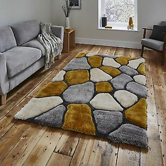 Rugs -Noble House - 5858 Grey Yellow