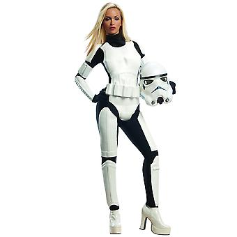 Female Stormtrooper Star Wars Women Costume
