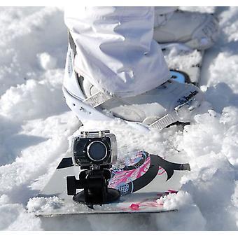 Низкий профиль всасывания горе - POV камеры действий спорта одобрил