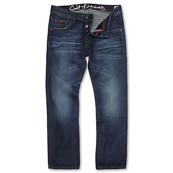 Cult of Individuality Hagen Straight Leg Jeans Barkley