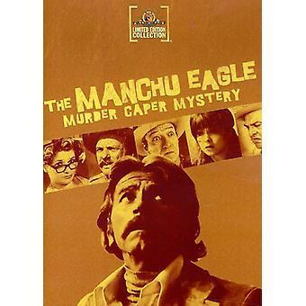 Importación de USA de Manchu águila asesinato Caper misterio [DVD]