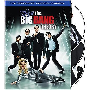 Big Bang Theory - Big Bang Theory: The Complete Fourth Season [DVD] USA import