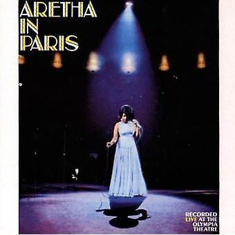 Aretha Franklin - i Paris [CD] USA import
