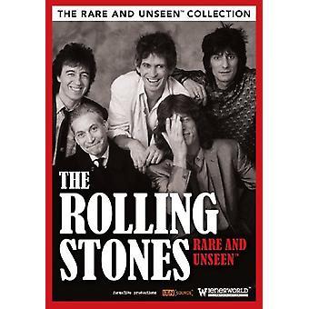 Rolling Stones - sjældne & usete [DVD] USA importerer