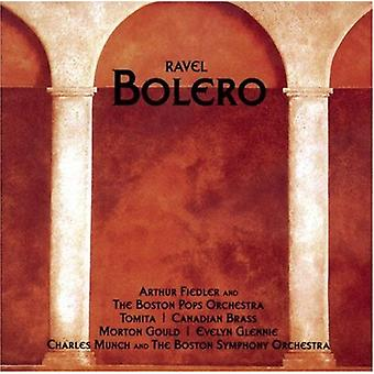 M. Ravel - Ravel : Bol Ro [CD] USA import