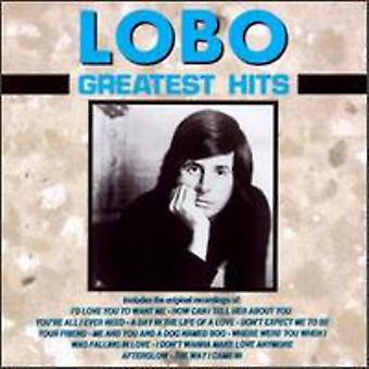 Lobo - Greatest Hits [CD] USA import