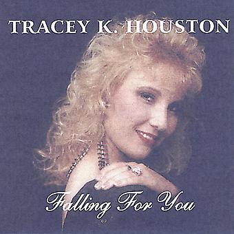 Tracey K Houston - fallen für Sie [CD] USA import