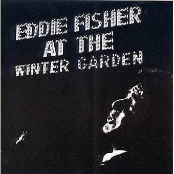 Eddie Fisher - på the Winter Garden [CD] USA import