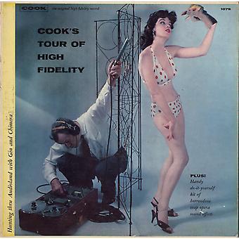 Cook's Tour af High Fidelity - Cooks Tour af High Fidelity [CD] USA importerer