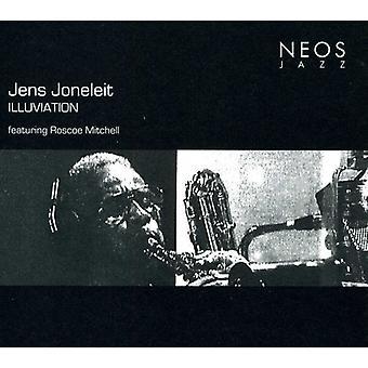 Jens Joneleit - Illuviation [CD] USA import