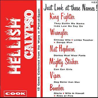 Hellish Calypso - Hellish Calypso [CD] USA import