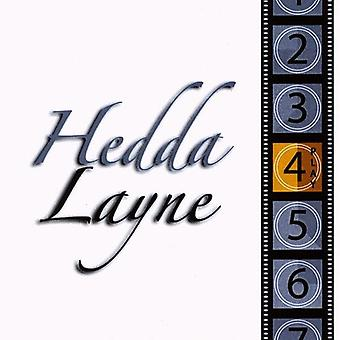Hedda Layne - 4 spill [DVD] USA import