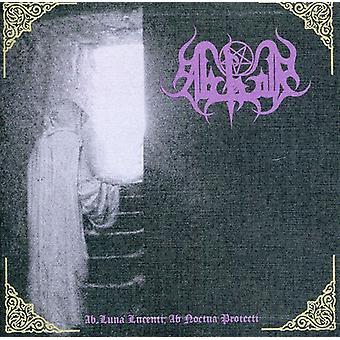 Afsky - Ab Luna Lucenti Ab Noctua beskyttelse [CD] USA import