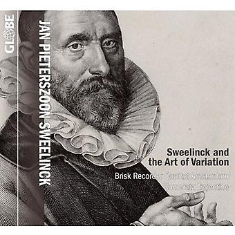 J.P. Sweelinck - Sweelinck and the Art of Variation [CD] USA import