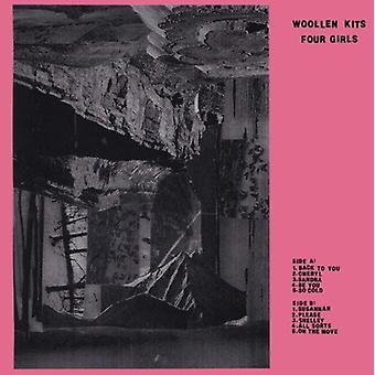 Uld Kits - fire piger [CD] USA importerer