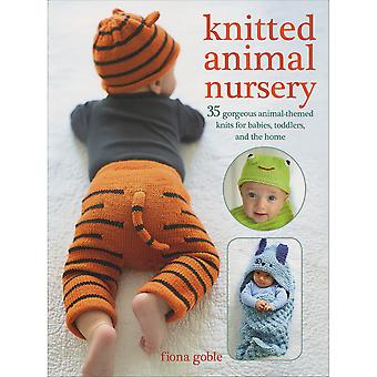 Cico Books-Knitted Animal Nursery CIC-94331