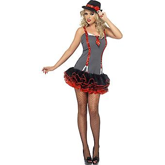 20s gangster dress ladies sexy mafia dress costume