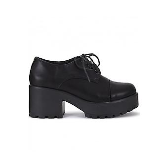 Attitude Clothing Low Top Lace Up Shoe