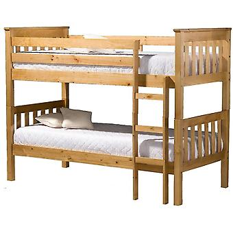 Birlea Seattle Bunk Bed Pine