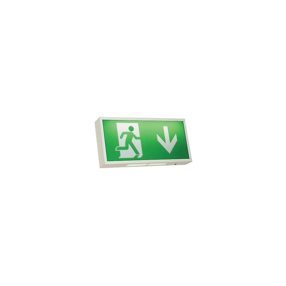 Ansell Watchman LED Exit Sign 3W LED
