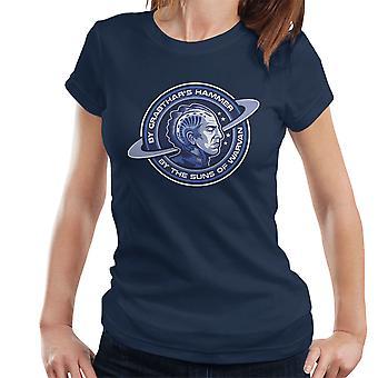 Deberá ser t-shirt vengados Galaxy Quest Womens